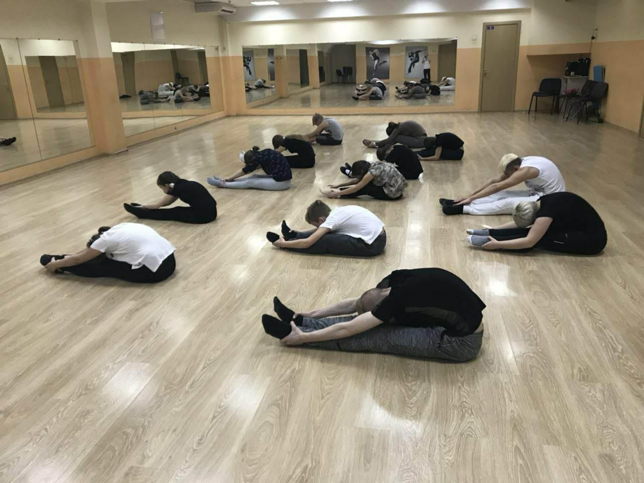 Спортивные бальные танцы в мкр. Железнодорожный (Балашиха) ТСК Вариации Века