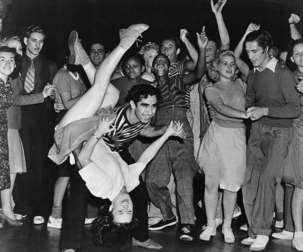 Танцы в 20 веке. Великобритания