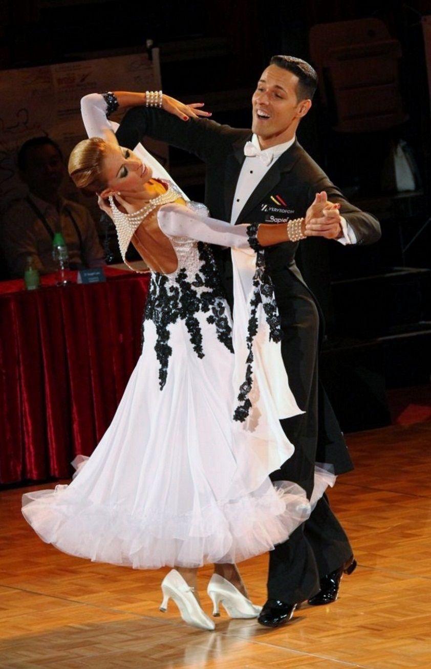 Европейская программа бальные танцы
