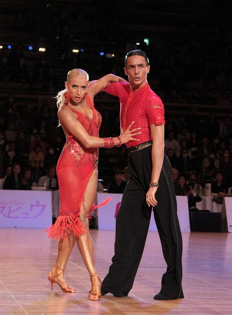 Латиноамериканская программа бальные танцы