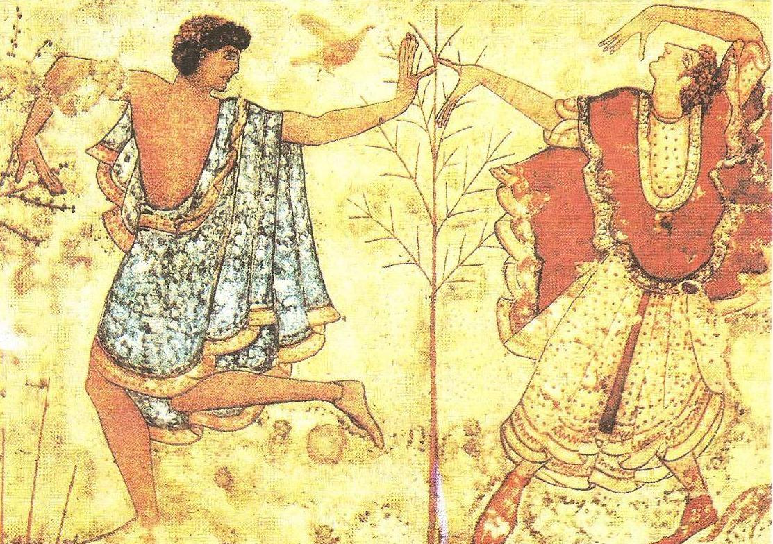 Религиозные и священные танцы