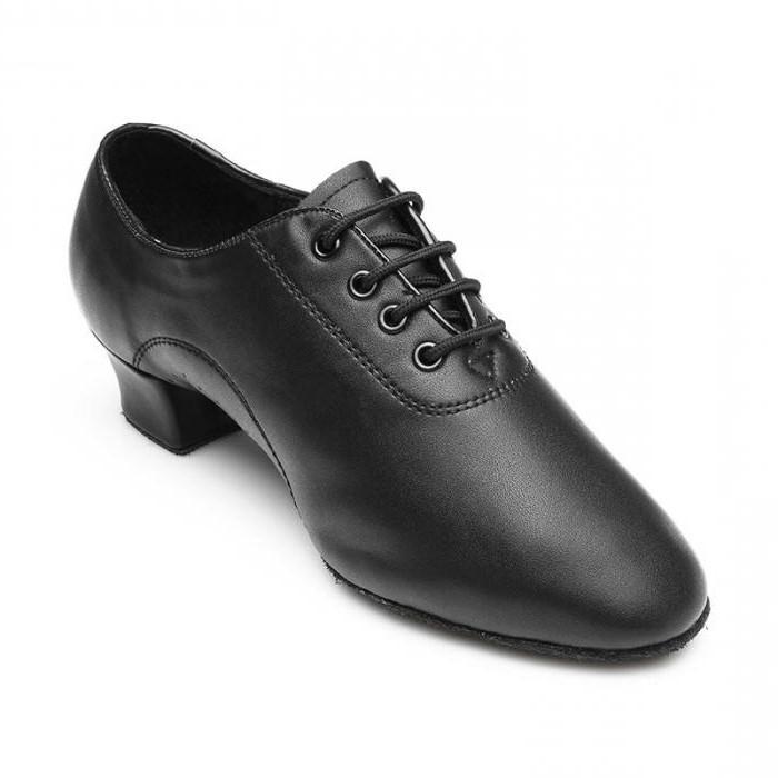Туфли бальные: как правильно выбрать