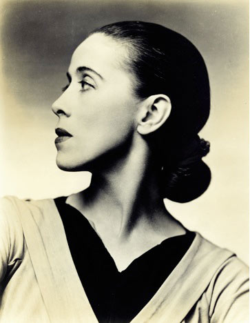 Марта Грэм - великая танцовщица и хореограф