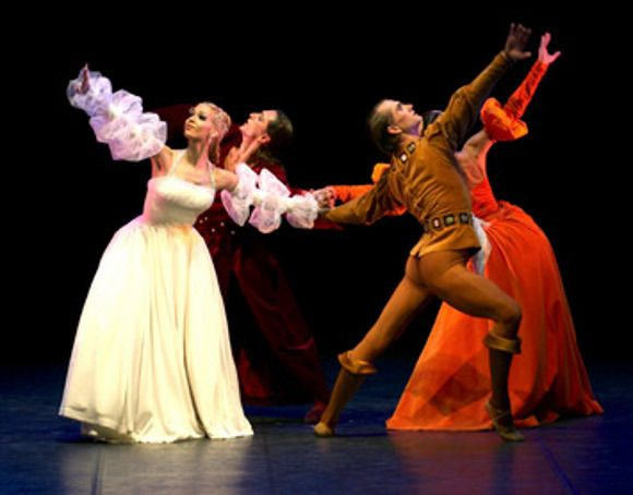 Танец павана