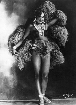 Великие танцоры: Жозефина Бейкер
