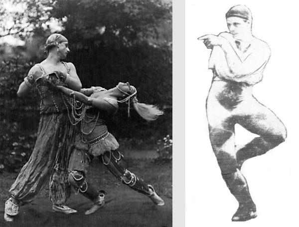 История танцев: от русских сезонов Дягилева до Советского балета