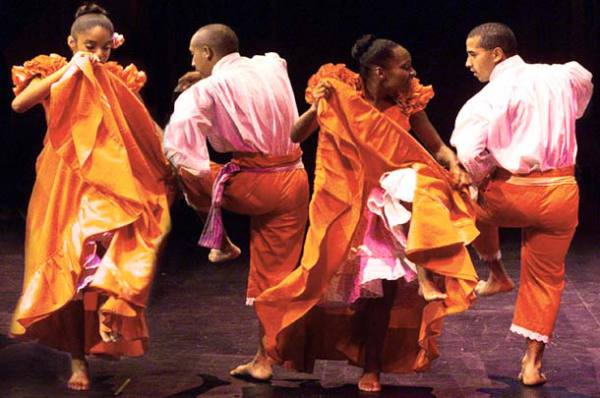 Влияние африканской культуры на латиноамериканские танцы