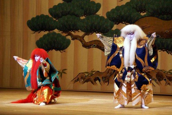 Танцы и театр в Японии в 20 веке