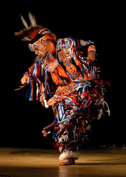 Танцы индейцев Америки