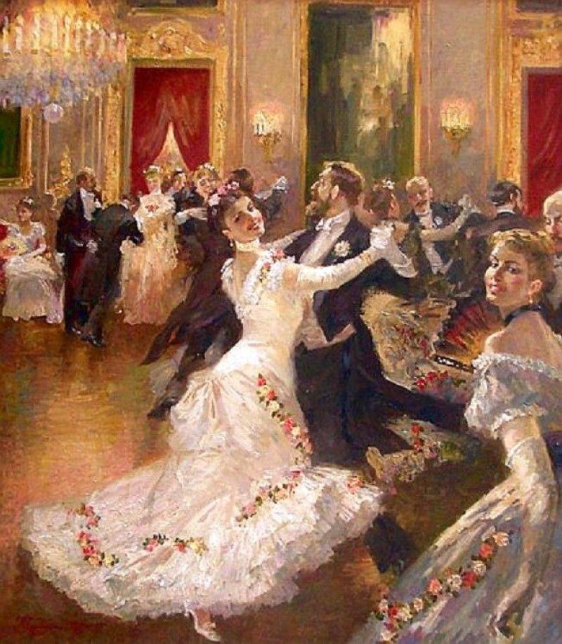 История танцев: от колониальной Америки до развития вальса и балета Новерра