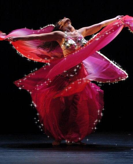 Арабский фольклор и различные стили восточного танца