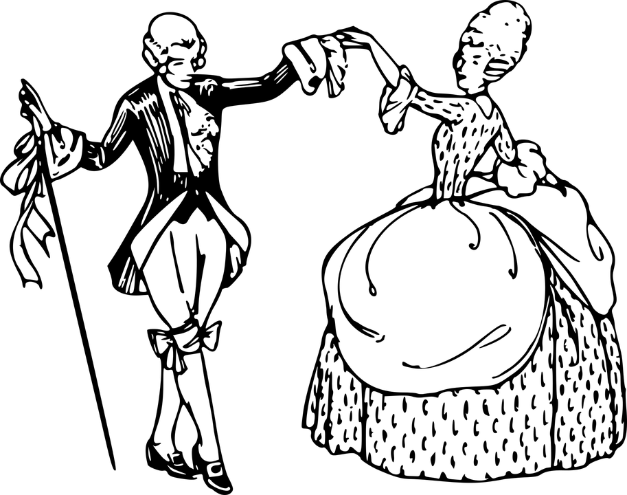 Энциклопедия танца: Менуэт