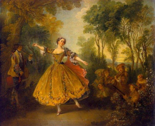 История танцев: сюита, менуэт, социальный танец