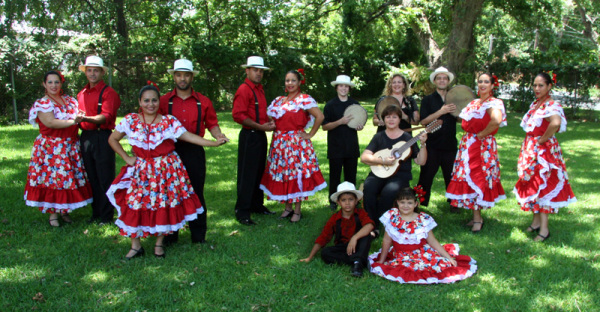 танцы Пуэрто-Рико