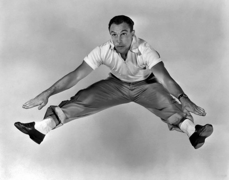 Великие танцоры: Джин Келли