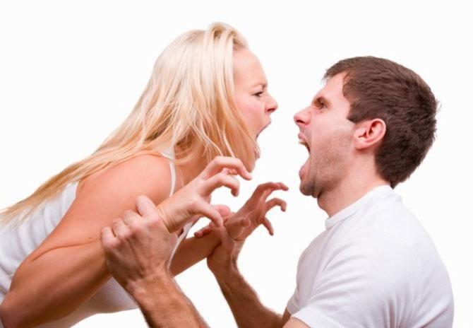 конфликтные ситуации в танцевальной паре