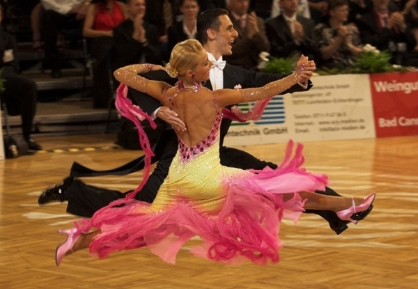 Танец Квикстеп