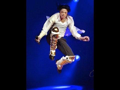 Майкл Джексон - легенда поп-сцены и король танца