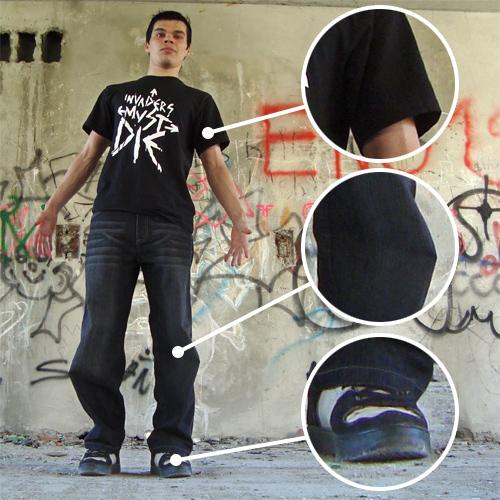 D'n'B Dance (Drum and Bass step)