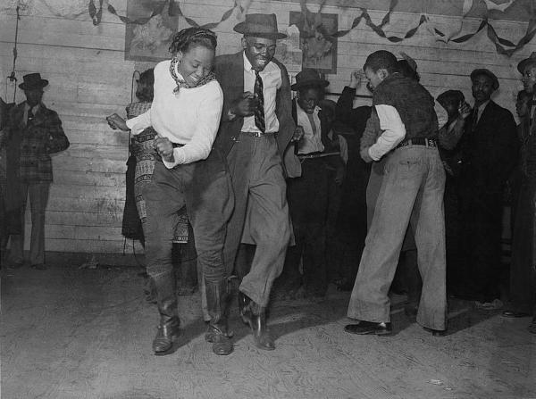 Танцевальная этнология: американские танцы