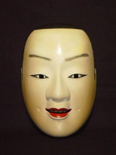 Маски в японском театре Но