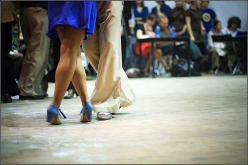 Энциклопедия танца: Бальбоа - разновидность свинга