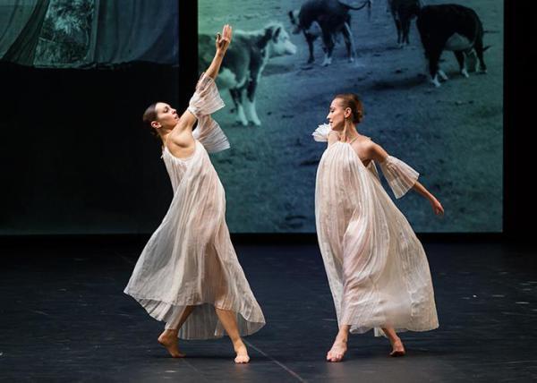 Постмодернистский танец