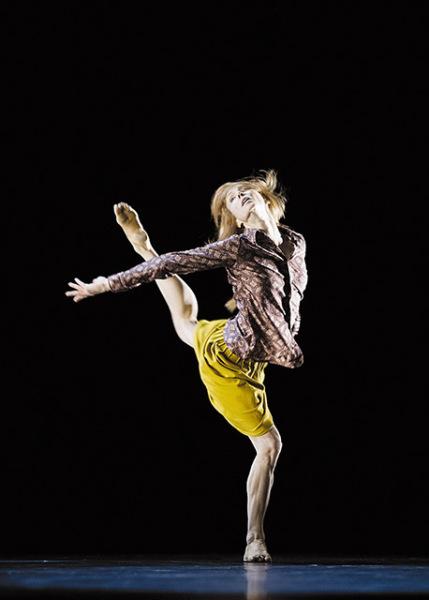 Великие танцоры: Сильви Гиллем