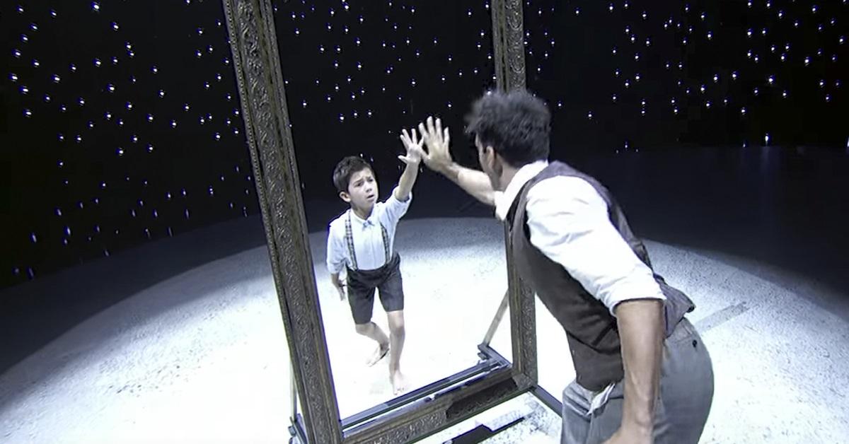 Танцор и зеркало