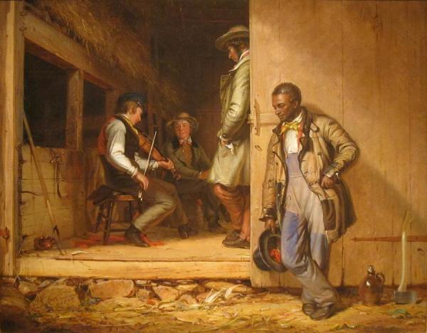Американские танцы в 19 веке