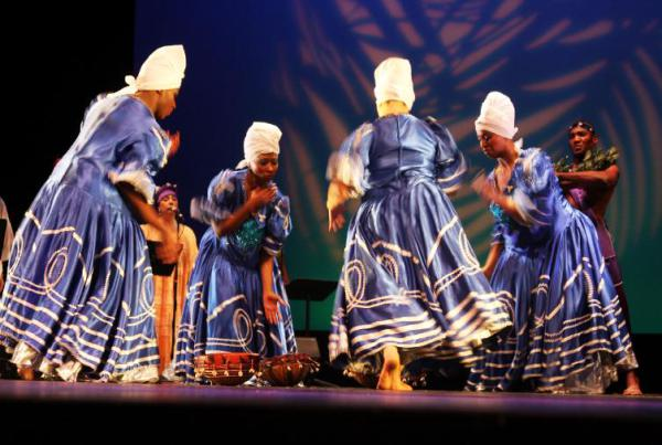 Танцы Африки: религия