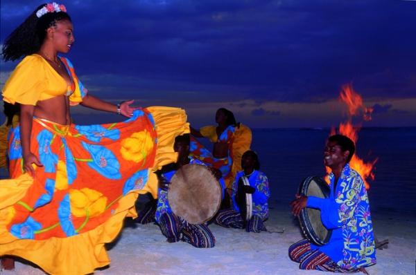 Танцы Сейшельских островов