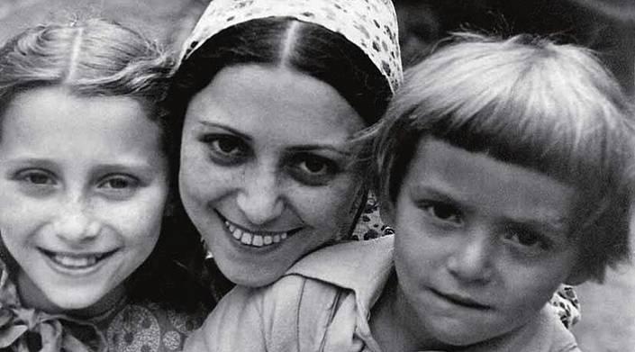 Великие танцоры: Рахиль Мессерер - мать Майи Плисецкой