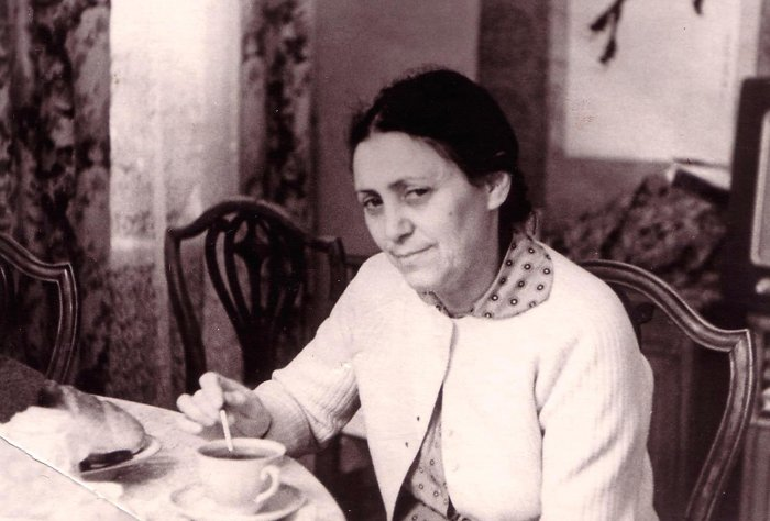 Рахиль Мессерер - мать Майи Плисецкой