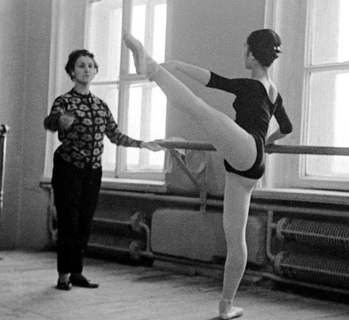Великие танцоры: Суламифи Мессерер