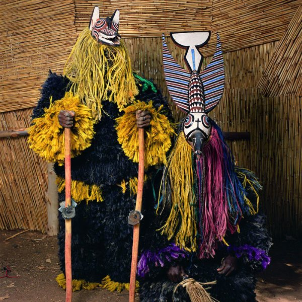 Сексуальные манеры африканских народов