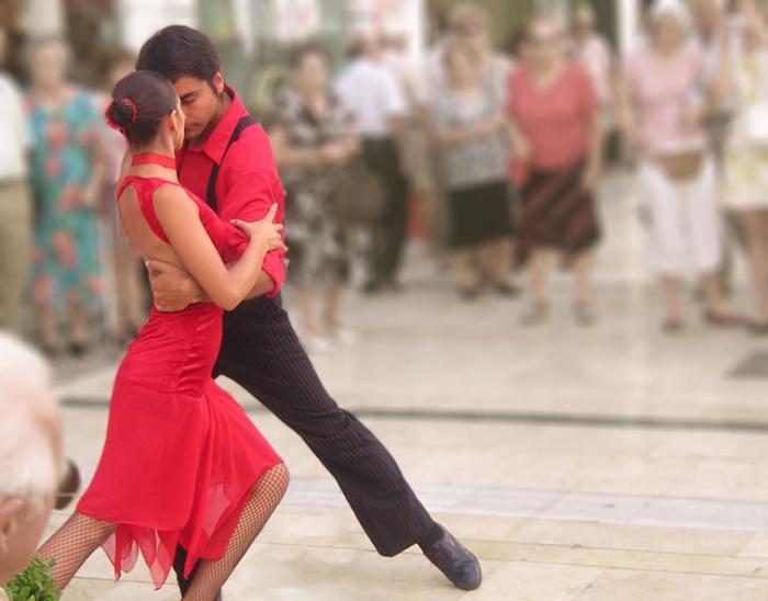 Виды испанских танцев